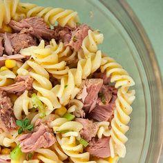 Salata sa tunjevinom i testeninom - Bibina salata