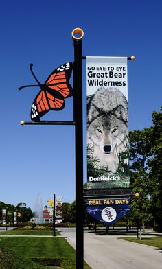 Outdoor Banners - Professional Graphics Inc.