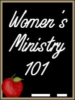 Women ministry Icebreakers