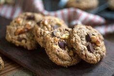 The $250 Cookie Recipe- switch out chocolate chips for peanut butter chips?