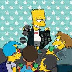 Whats Gucci my nigga? Whats Louis my killa? Whats drugs my dealer? Whats that jacket Margiela? #TheSimpsons #BartSimpson #Bart #simpsonizedbymachonis #graphicdesign #graphic #design #dope #hype #high #highasfuck #marijuana #marihuana #drugs #drugdealer #dealer #supreme #hba #pigalle #palace #streetwear #fashionkilla #fashionvictim #PolishDesign #illustration #artwork #artoftheday #badass #gringe #ganja @graphicdesignblg @graphicdesigncentral @creatorshouse @bestvector @hypebeast…