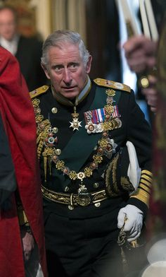 Prince Charles, Prince of Wales is escorted through the Norman Porch of the Palace of Westminster to attend the State Opening of Parliament on June 2014 in London, England. Royal Prince, Prince Philip, Prince Of Wales, Prince Charles, Princess Elizabeth, Elizabeth Taylor, Queen Elizabeth Ii, Camilla Duchess Of Cornwall, Duchess Of Cambridge