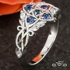 Browse our custom jewelry photo gallery. Design your own ring. Unique engagement rings and Wedding Bands, Vintage Antique engagement ring Braided Engagement Rings, Floral Engagement Ring, Engagement Ring Photos, Platinum Engagement Rings, Antique Engagement Rings, Designer Engagement Rings, Personalized Jewelry, Custom Jewelry, Vintage Jewelry