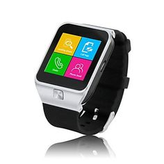 Silver S28 Bluetooth 3.0 Smartwatch Over 40 functions. Only at www.pandadeals.co.uk