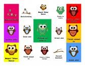 Cute Owl Behavior Management System product from Walkers-Creation on TeachersNotebook.com