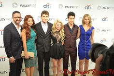 """Cast of Faking It at #PaleyFest Fall TV Preview for MTV's """"Faking It"""" #FakingIt  http://www.redcarpetreporttv.com/2014/09/13/we-talk-to-the-cast-of-faking-it-at-the-paleyfest-fall-tv-preview-video-interviews-mtv-fakingit/"""