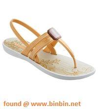 Gisele Bundchen Reef Gold Ladies Sandal
