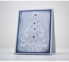 Items similar to Handmade Embossed Christmas Card, Holiday Greetings, Xmas Card, Embossed Christmas Card on Etsy Selling On Pinterest, Emboss, Free Delivery, Christmas Cards, Greeting Cards, Etsy Shop, Unique Jewelry, Handmade Gifts, Holiday