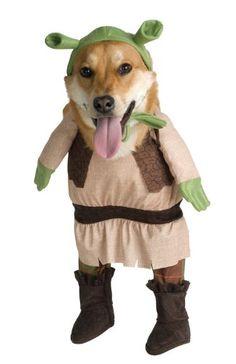 Rubies Costume DreamWorks Shrek Pet Costume, Small - http://www.thepuppy.org/rubies-costume-dreamworks-shrek-pet-costume-small/