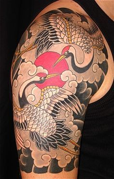 Japanese Tattoo - Dr. Odd