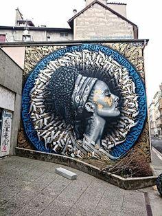 Resultado de imagem para street art grenoble