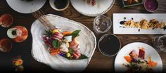 """WAZEN"" Japanese dining kings cross 2 acton street"