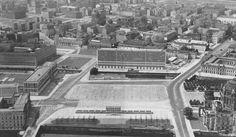 Marx-Engels-Forum, Marx-Engels-Platz und der Außenministerium der DDR