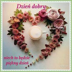 Dla każdego: DZIEŃ DOBRY Floral Wreath, Wreaths, Home Decor, Weddings, Facebook, Fotografia, Polish, Floral Crown, Decoration Home