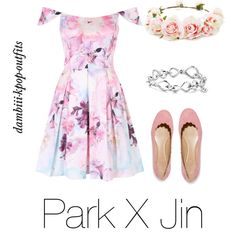 Park X Jin by dambiii on Polyvore featuring Chloé, David Yurman, Forever 21, bts and jin