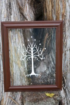 Vinyl Decal Tree of Gondor Decal inspired by por PerfectlyAligned