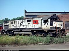 RailPictures.Net Photo: LV 634 Lehigh Valley Alco C628 at Allentown, Pennsylvania by Tom Sink