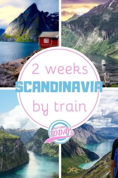 Discover Scandinavia on this itinerary with interrail. Explore the best of the North by train. Interrail Scandinavia in 2 weeks - Discover Nordic Metropoles while Interrailing Scandinavia - Explore Viking history and gaze at the Northern lights Travel Blog, Travel Advice, Travel Guides, Travel Tips, Travel Goals, Travelling Tips, Travel Info, Travel Essentials, Universal Orlando