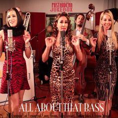 All About That Bass (Originally Performed By Meghan Trainor) By Scott Bradlee & Postmodern Jukebox found on Endorfyn.