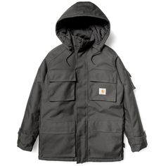 Carhart WIP Coat. So nice.