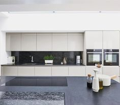 """11 Likes, 1 Comments - BioGraphy Kitchens (@biographykitchens) on Instagram: """"Have you heard? Grey is the new white."""""""