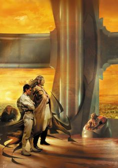 Jedi Apprentice: The Ties That Bind cover art by Cliff Nielsen