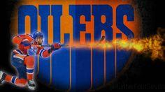 On fire! Edmonton Oilers, Hockey, Neon, Fire, Sports, Projects, Hs Sports, Log Projects, Blue Prints