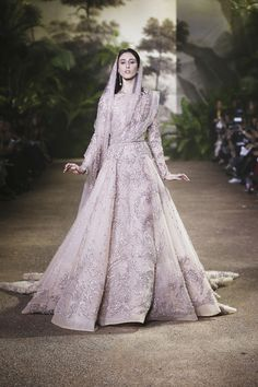 ELIE SAAB Haute Couture Spring Summer 2016   jαɢlαdy