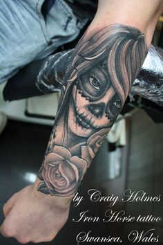 Tattoo ... Dead Doll ❤️