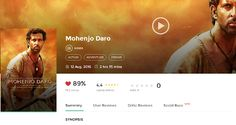 Mohenjo Daro Full Movie Download