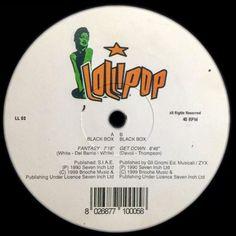 Get Down Black Box いつごろからかこういうラップが好物になってきたんだよなぁ  たまらんです  #vinyl #instavinyl #blackbox #getdown #randb #groundbeat #rap #45rpm #fantasy #レコード