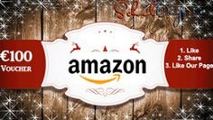 Win a voucher worth €100 to spend on Amazon - https://www.competitions.ie/competition/win-voucher-worth-e100-spend-amazon/
