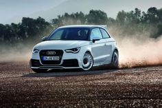 Audi A1 Quattro (Concept)