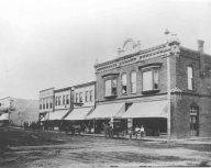 DeKalb County Historical Photos  The Sawyer Building, built in 1889