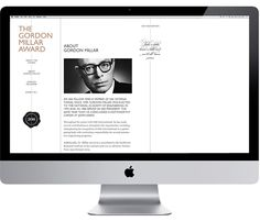Gordon Millar Award - corporate and web design on Behance Design Web, Brand Identity, Branding, Young Engineers, Science Student, Awards, Design Inspiration, Layout, Organizations