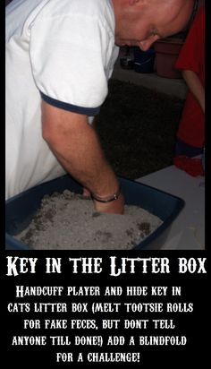 family fear factor - key in the little box  by LSS