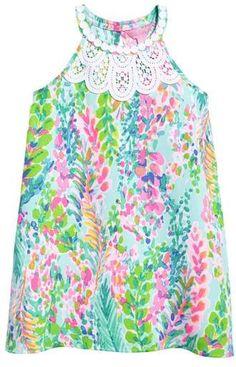 280d704d9f6 R) Mini Pearl Shift Dress  finished dress appeal Little Girls Easter Dresses