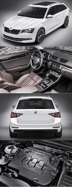 Why #Skoda #Superb is a Revolutionary Family #Car? For More Information Visit Link: http://www.enginefitted.co.uk/blog/category/skoda/