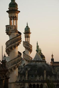 Mahabat Maqbara mausoleum