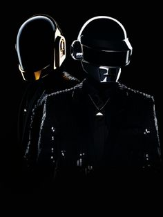 """Sebastian Kim for TIME. Daft Punk. From """"Robots, Rebooted,"""" May 27, 2013 issue."""