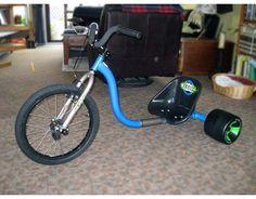 Drift trike -