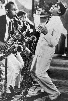 Cab Calloway early 1930s. Ce Jazz man a fait parti de la grande époque du Jazz.