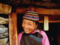 Smile from Bhutan - one of the happiest places on earth. National Geographic
