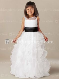 Style Fl016-Flower Girl Dresses with Great Discount