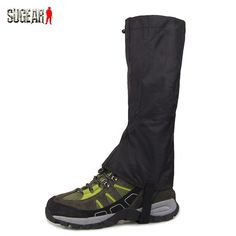 1 Pair Outdoor Ultra light Durable Waterproof Breathable Climbing Hiking Snow Extended Legging Gaiters Boots Shoes Cover Black-in Outdoor Tools from Sports & Entertainment on Aliexpress.com | Alibaba Group