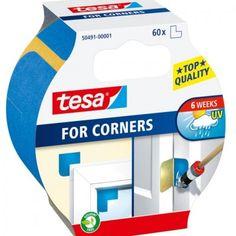 Tesa For Corners afplakband