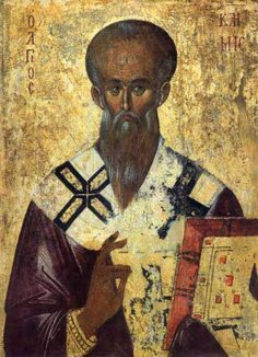 For the Macedonian and general Slavic culture and education, it is of huge importance the literary and educational activity of Clement Ohridski in Macedonia. Byzantine Icons, Byzantine Art, Roman Church, Medieval Paintings, Christian Religions, Orthodox Icons, Angel Art, Sacred Art, Renaissance Art