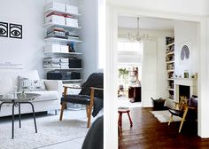 this blog makes me feel brave about decorating my victorian in such a schitzo manner, style-wise