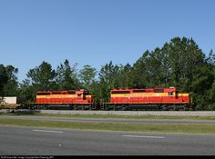RailPictures.Net Photo: FEC 716 Florida East Coast Railroad (FEC) EMD SD40-2 at Bunnell, Florida by Bob Pickering (BP)