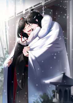 Anime Couples, Cute Couples, Beautiful Oops, Chinese Cartoon, Cute Couple Art, Romantic Manga, Boku No Hero Academy, Anime Love, Cute Drawings